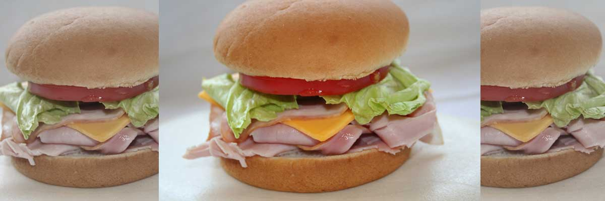 Andy's Ham and Cheese Sandwich